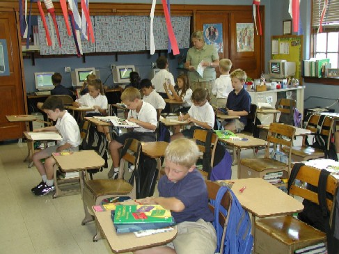 elementary school memories essay