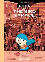 Обложка Hilda and the Bird Parade