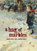 Обложка A Bag of Marbles