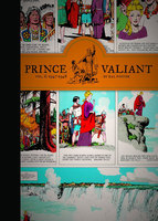Обложка Prince Valiant vol.6