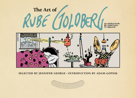 Обложка The Art of Rube Goldberg