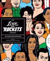 Обложка The Love and Rockets Companion