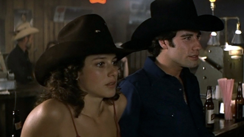 Urban Cowboy, John Travolta and Debra Winger
