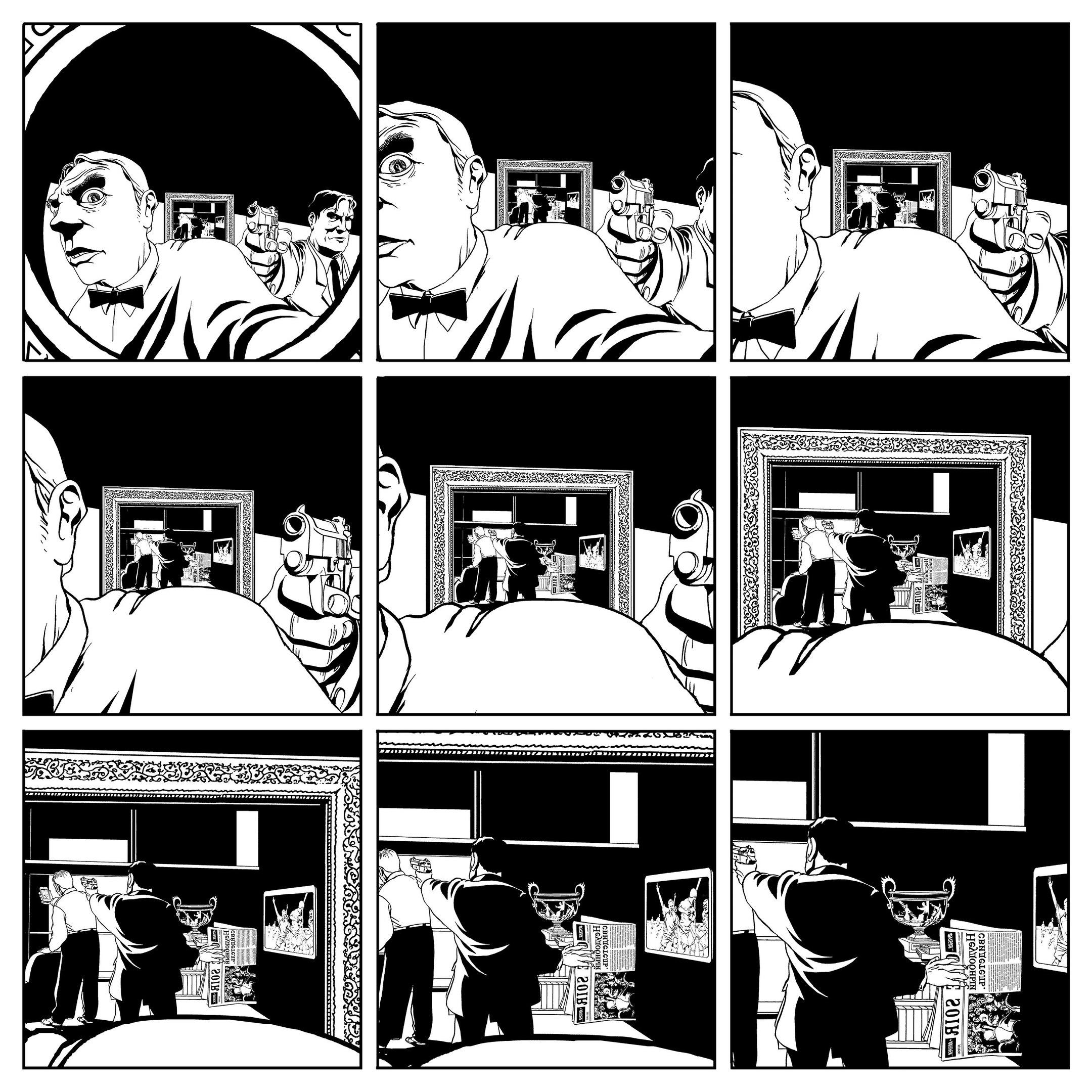 Комиксы хнтаи на русском языке