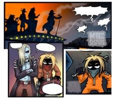 Комиксы секс злобный пиратский экипаж 2012
