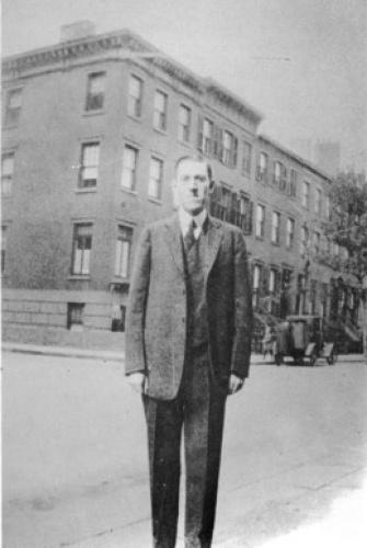 Лавкрафт в Бруклине 1925 г.