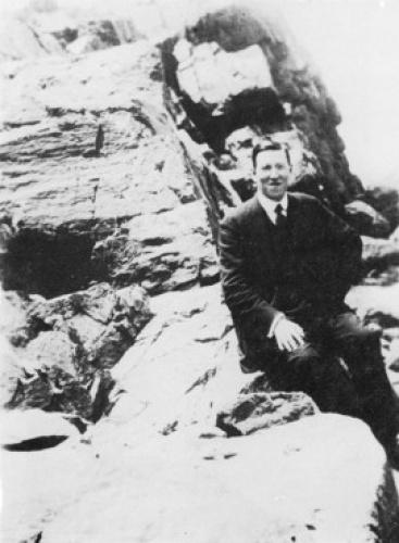Лавкрафт на природе, 1922 г.
