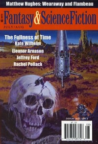 «The Magazine of Fantasy & Science Fiction, July-August 2012»