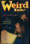 «Weird Tales» May 1935