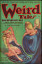 «Weird Tales» April 1936